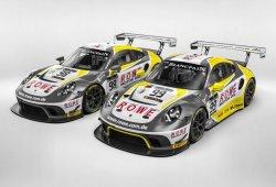 ROWE Racing cambia BMW por Porsche en la Blancpain