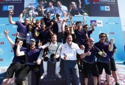 Sam Bird lidera la Fórmula E tras el ePrix de Santiago