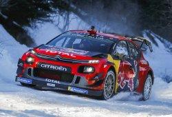 Sébastien Ogier compite en casa en su vuelta a Citroën