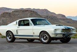 El único Shelby GT500 Super Snake '67 de nuevo el Mustang más caro de la historia
