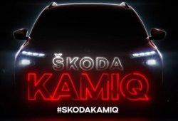 Skoda Kamiq será el nombre del nuevo B-SUV de Skoda en Europa