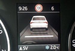 Una filtración desvela el diseño de la parte trasera del Skoda Octavia 2020