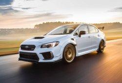 El nuevo Subaru WRX STI S209 debuta como el STI más potente de la historia
