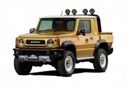 Suzuki Australia quiere una versión de producción del Jimny pick-up