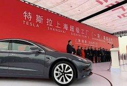 Elon Musk inaugura la construcción de la factoría de Tesla en China