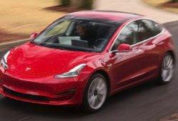 Nueva recreación del futuro modelo compacto de Tesla