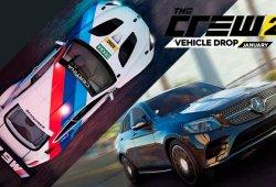The Crew 2 recibe dos nuevos coches, ¡Mercedes y BMW son los protagonistas!