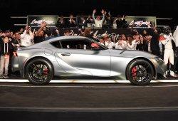 El primer Toyota GR Supra A90 vendido por 2.1 millones de dólares