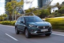 Alemania - Diciembre 2018: El SEAT Tarraco debuta en el mercado