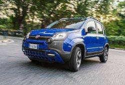 Italia - Diciembre 2018: El Fiat Panda se corona por séptima vez consecutiva