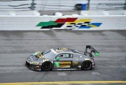 Así es una vuelta a Daytona en el GT3 de Álex Riberas