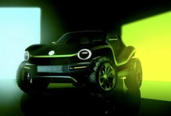 Volkswagen desvela dos teasers del ID. BUGGY, la propuesta eléctrica más divertida
