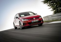 Volkswagen empieza las ventas del exclusivo Golf GTI TCR en Alemania