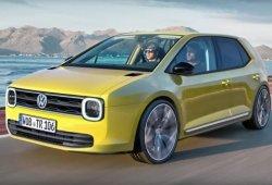 Volkswagen está desarrollando un nuevo mini-Golf