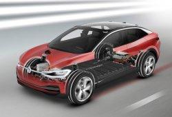 Exclusiva: Descubrimos detalles de los eléctricos Volkswagen ID. Vizzion e ID. Crozz