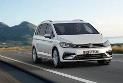 El veterano Volkswagen Touran enriquece su gama con nuevas mecánicas