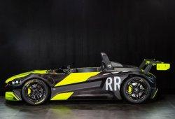 VUHL estrena nueva versión 05RR lightweight de 396 CV en 2019