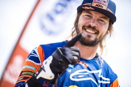 Dakar 2019: Irreductible Toby Price, sigue la leyenda de KTM