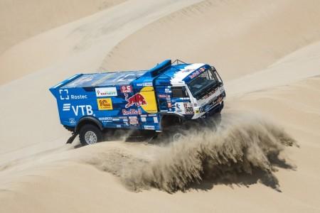 Dakar 2019, etapa 10: Kamaz y Nikolaev ganan el Dakar