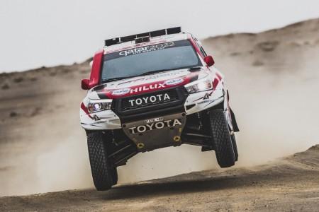 Dakar 2019, etapa 10: Tercer 'Touareg' del qatarí Al-Attiyah