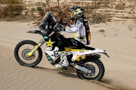 Dakar 2019, etapa 6: Ajustado triunfo de Pablo Quintanilla