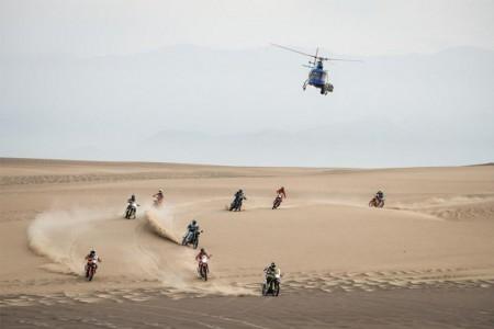 Dakar 2019, etapa 9: También se agotan las palabras