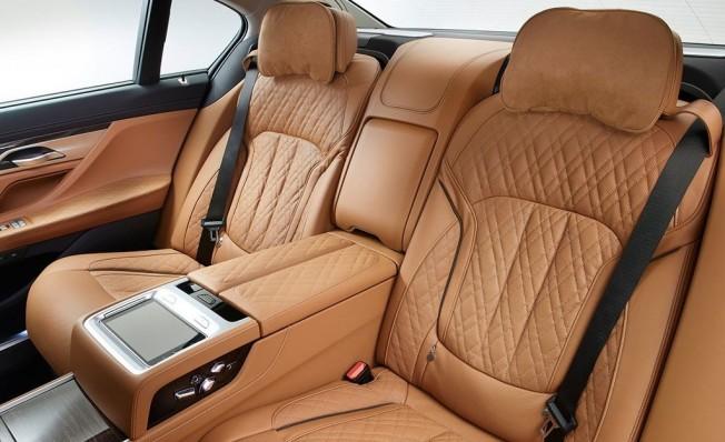 BMW Serie 7 2019 - interior