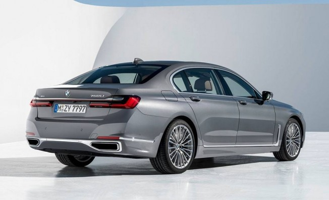 BMW Serie 7 2019 - posterior