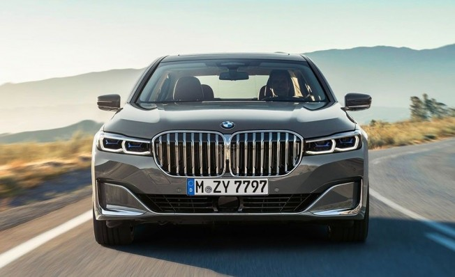 BMW Serie 7 2019 - frontal