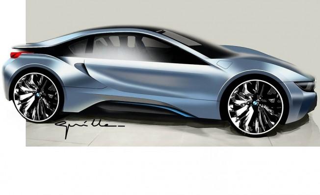 BMW estudia lanzar un superdeportivo híbrido enchufable