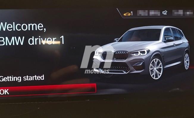 BMW X3 M 2019