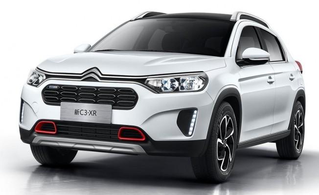 Citroën C3-XR 2019