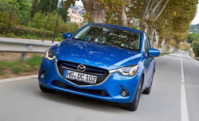 Mazda2 - frontal