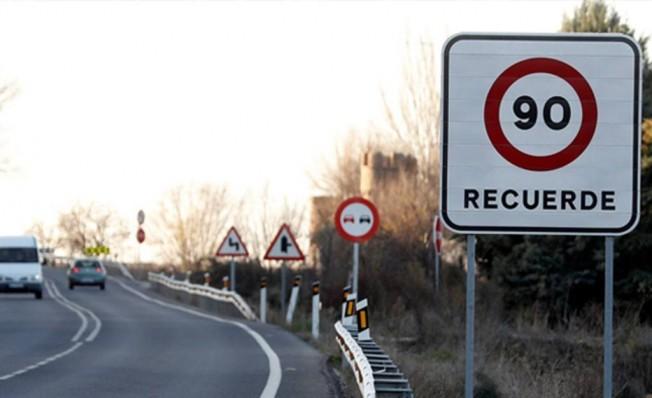 Entran en vigor los nuevos límites de velocidad en España