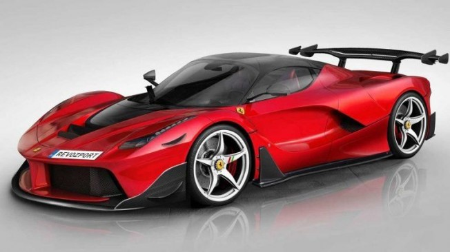 Alguien Ha Encargado Un Ferrari Laferrari Modificado A Revozport Motor Es