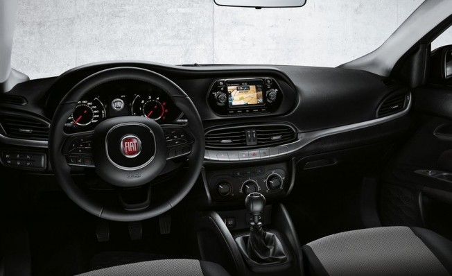 Fiat Tipo - interior