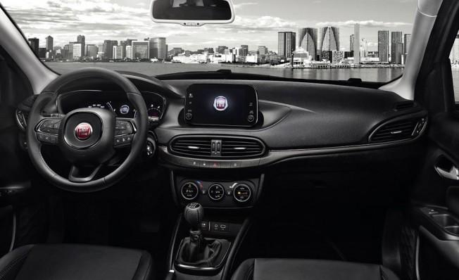 Fiat Tipo S-Design - interior