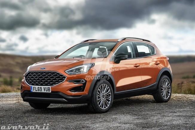 El Ford Fiesta Dará Vida A Un Suv Que Reemplazará Al