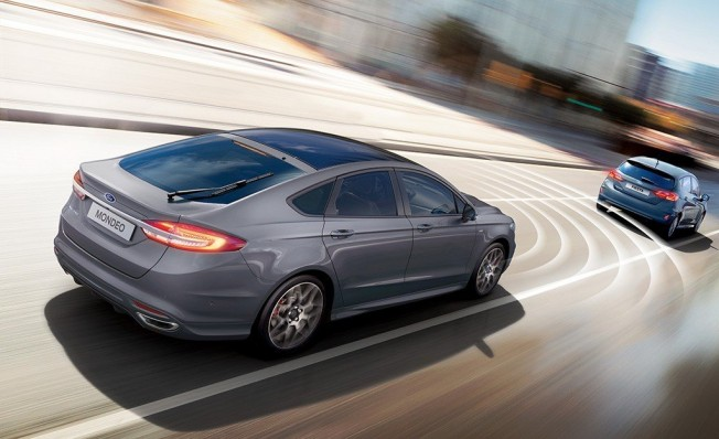 Ford Mondeo 2019 - posterior