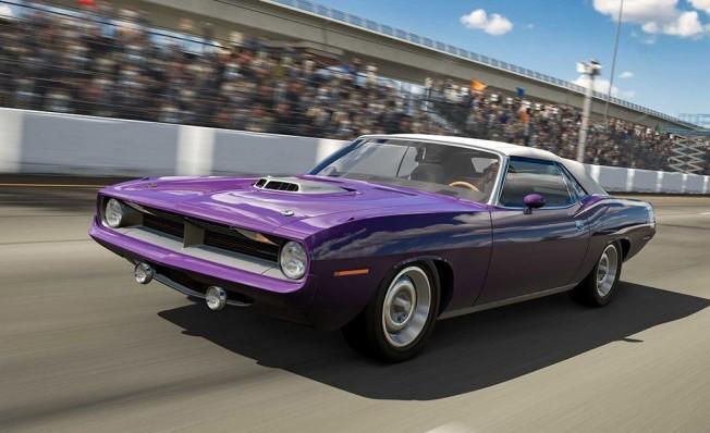 El paquete de coches Barrett-Jackson llega a Forza Motorsport 7