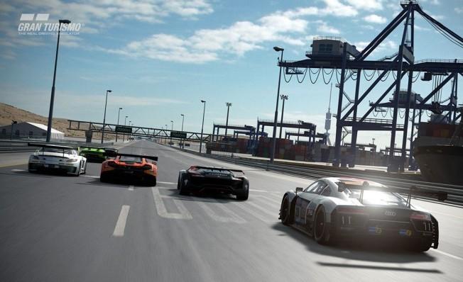 Gran Turismo Sport - actualización 1.32