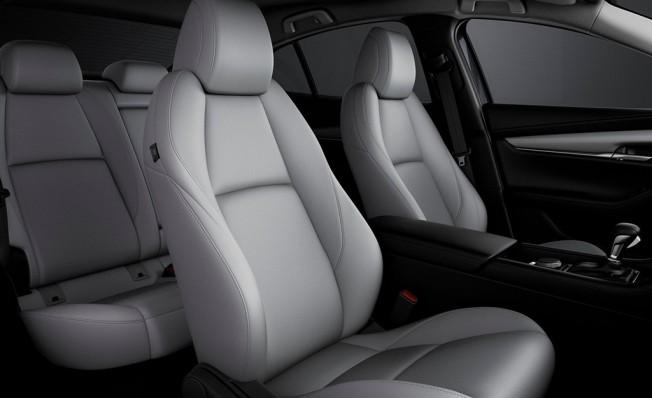 Mazda3 2019 - interior