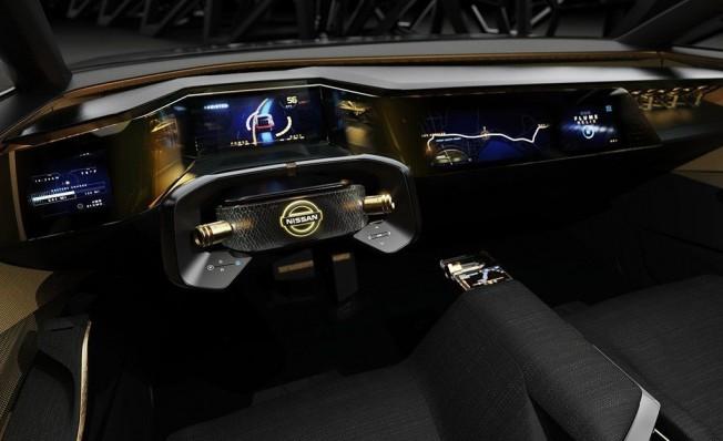 Nissan IMs Concept - interior