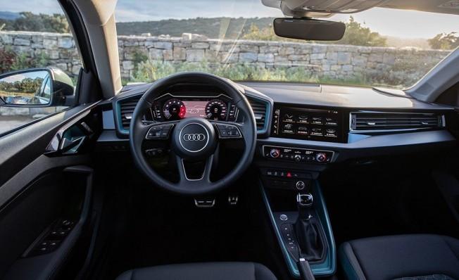 Audi A1 Sportback 2019 - interior