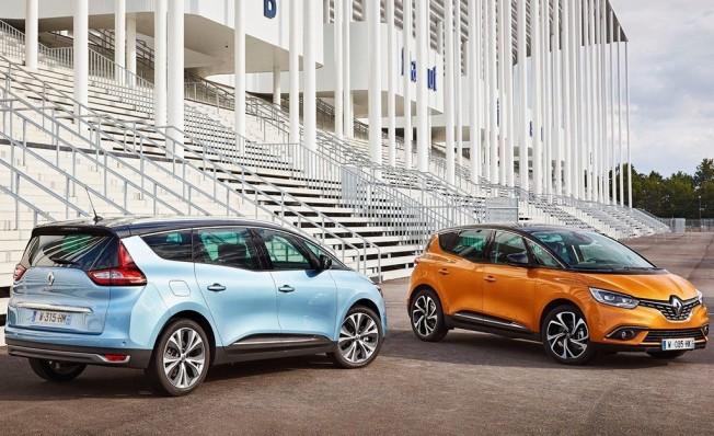 Renault Scénic y Renault Grand Scénic