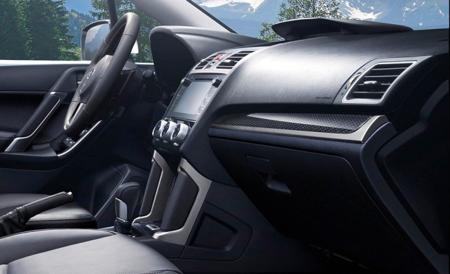 Subaru Forester 2019 - interior