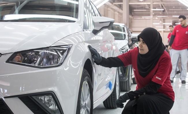 Ensamblaje de coches de SEAT en Argelia