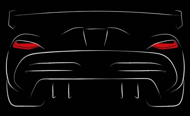 Teaser del sucesor del Koenigsegg Agera