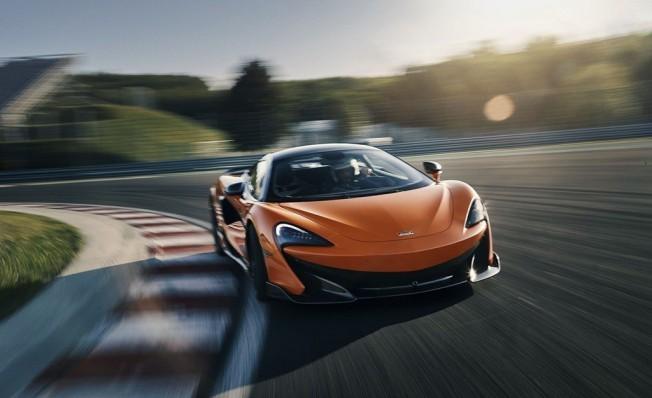 Ventas de coches de McLaren en 2018