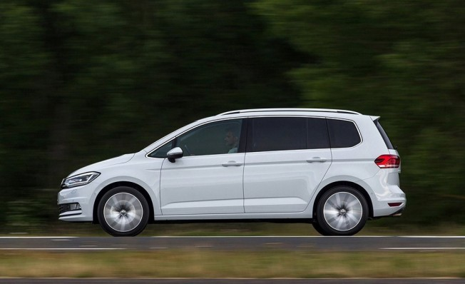 Volkswagen Touran - lateral